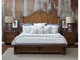 Pulaski Bedroom Furniture by Pulaski Furniture Bedroom Heartland Falls Bed Queen 554594
