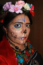 41 best art sugar skull makeup images on pinterest sugar skull