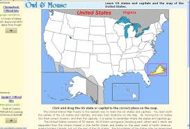map of united states countries and capitals owl mouse maps wally designs