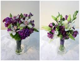 purple wedding bouquets purple wedding flowers flowers weddings events