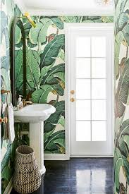 Temporary Wallpaper Uk The 25 Best Tropical Wallpaper Ideas On Pinterest Tropical