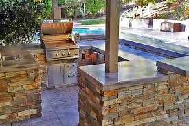 recent outdoor kitchen projects sacramento quality family time