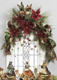 Elegant Christmas Wreath Decorating Ideas by Reserved Poinsettia Wreath Christmas Mesh Wreath Holiday Deco