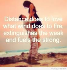 wedding quotes distance distance quotes all about distance