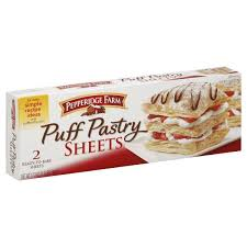 puff sheets pepperidge farm puff pastry sheets shop breakfast pastries at heb