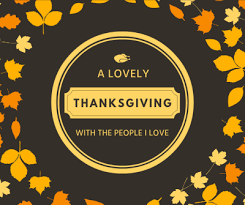 thanksgiving post design post for