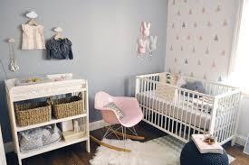 chambre bébé fille déco deco de chambre fille mineral bio