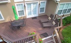 3 types of composite decking