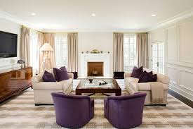Purple Accent Chair Purple Accent Chair Living Room Modern With Driftwood Mirror