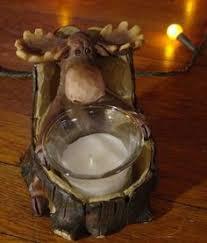 festive candle holders yankee candle jar holder merry moose