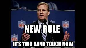 Roger Goodell Memes - the nfl is a shadow of its former self roger goodell needs to go