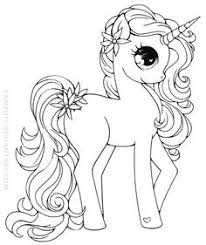 Unicorn Coloring Pages New Picture Unicorn Coloring Pages At Unicorn Coloring