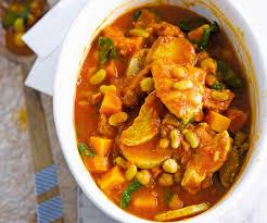 cuisiner des flageolets plat gourmand ragoût de poulet et flageolets