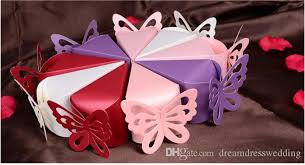 unique wedding favor ideas new new size triangle bow tie wedding ceremony gifts