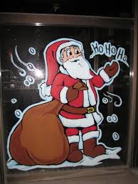 Christmas Window Decorations Paint by 165 Best Window Painting Images On Pinterest Window Paint