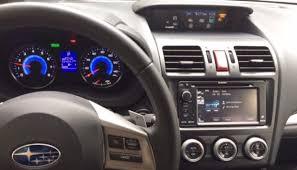 Subaru Xv Crosstrek Interior 2014 Subaru Xv Crosstrek Hybrid U2013 Subaru U0027s First Hybrid First