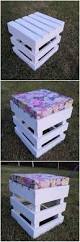 Pallet Furniture Bar Get 20 Pallet Stool Ideas On Pinterest Without Signing Up