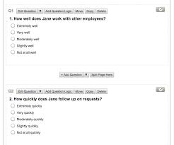 performance reviews made easy surveymonkey blog