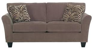 apartment sofas and loveseats broyhill furniture maddie two seat apartment sofa with contemporary
