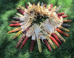 indian corn etsy