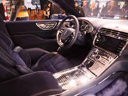 Lincoln Continental Price 2015 Lincoln Continental Interior