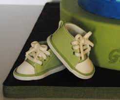 vintage sports baby shower cake cakecentral com