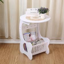 table basse chambre yazi européenne style bois plastique table basse chambre balcon