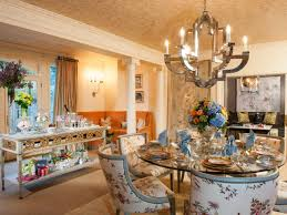 Khloe Kardashian Home Interior Dining Room Dining Room Chandeliers Transitional Decor Modern On