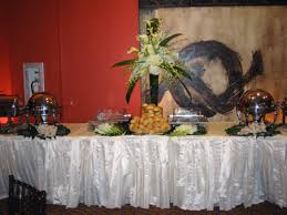 Table Buffet Decorations by Buffet Table Centerpiece Oriental Garden And Gallery
