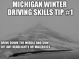 Driving In Snow Meme - blizzard driving skills http mickmyers appmyxer com blog