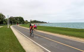 Chicago Bike Map A Definitive Guide To Cycling The Chicago Lakefront Trail