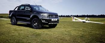 ford ranger image 2018 ford ranger black edition limited to 2 500 units autoevolution