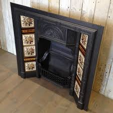 victorian tiled fireplace modern rooms colorful design beautiful