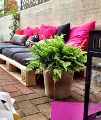 Pallet Garden Decor Creative Outdoor Spaces Pallets Decking And Porch