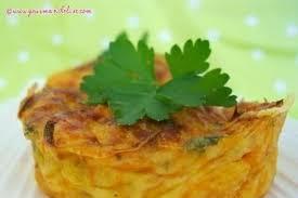 recette de cuisine facile recette de flan à la carotte et persil la recette facile
