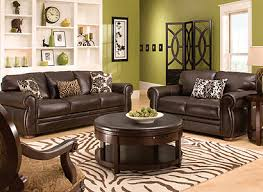 marsala traditional leather living room collection design tips