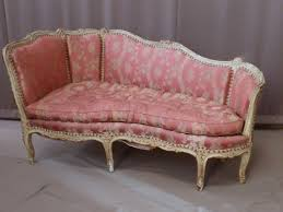 ottomane canapé canapé dit ottomane époque napoléon iii sofa antique