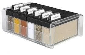 Contemporary Spice Racks Spice Box U2014 Recipes Hubs
