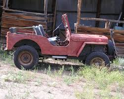 jeeps 1941 willys jeep built on second day of production still runs as a