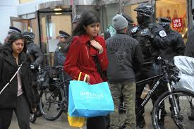 target black friday results michigan avenue black friday protests cost stores 25 50 percent of
