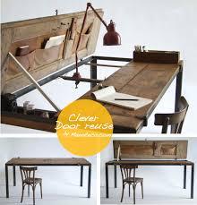 Door Desk Diy Desk Diy From A Door By Manoteca Designs Jpeg 670 700 If You