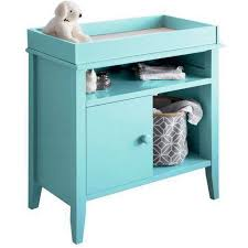 Blue Changing Table Lolly And Me Universal Changing Table Blue Walmart