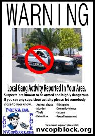 Las Vegas Gang Map Las Vegas Beware Of Gang Activity In Your Neighborhood Nevada