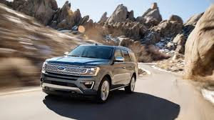 Most Interior Space Suv All New Ford Expedition Redefines Full Size Suvs With Adaptable