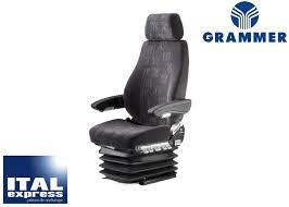 siege grammer sièges pour poids lourds mercedes siègedecamion com