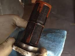 mercedes w123 fuel tank strainer maintenance ifixit