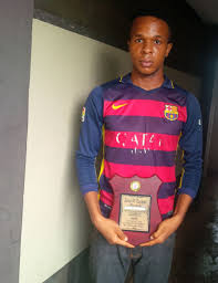 uniben checkout the winner 2016 2017 of gst competition daniel