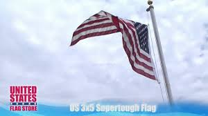 How To Dispose Of Us Flag 3ft X 5ft Super Tough Us Flag Youtube