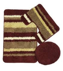 3 piece rug set decorian 3piece rv rug set peppercorn ariana