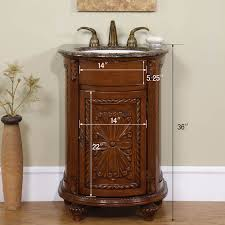 36 Bathroom Vanity With Granite Top by 24 U201d Perfecta Pa 109 Bathroom Vanity Single Sink Cabinet English